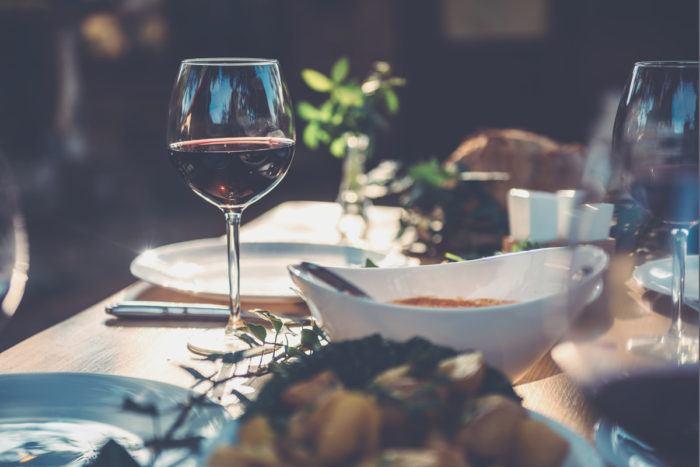 Food marketing ristoranti